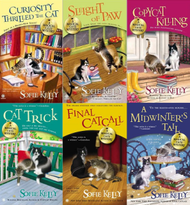 magical cats mystery series